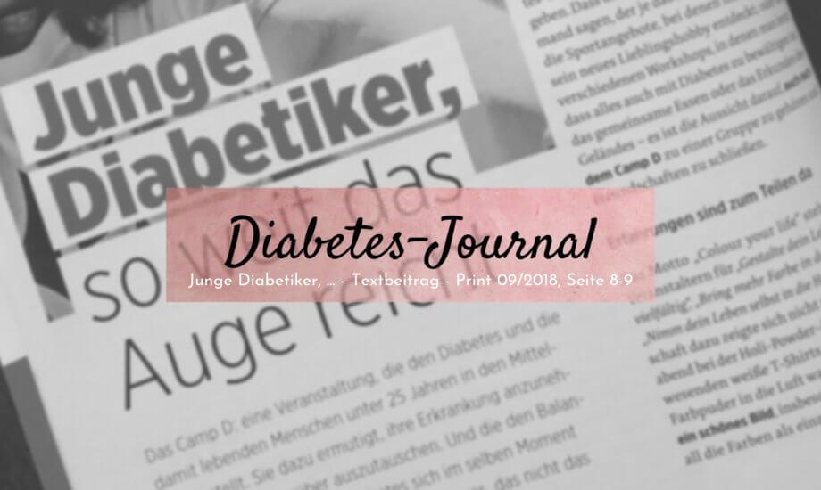 Junge Diabetiker, so weit das Auge reicht (Camp-D Erlebnisbericht)